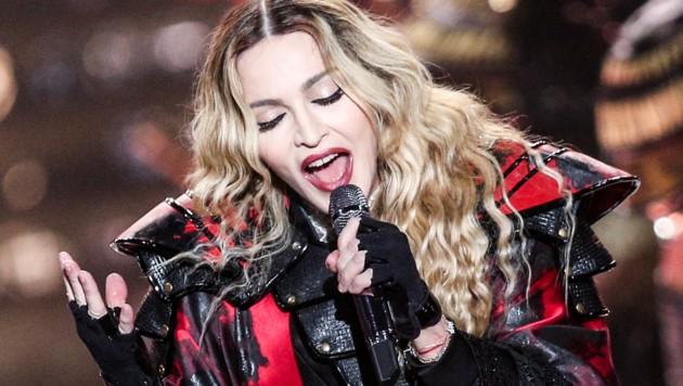 Madonna (Bild: Rich Fury/Invision/AP)