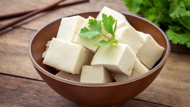 """Tofu bildet die Basis für den """"Tofurky""""."""
