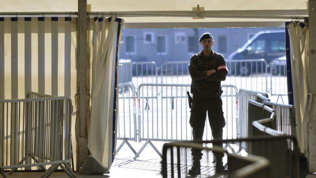 Keine Flüchtlinge: Die Pläne für die Grenzen wären jetzt fertig