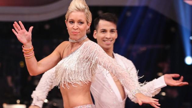 """Am Karsamstag musste Heidi Neururer bei """"Dancing Stars"""" gehen. (Bild: ORF)"""