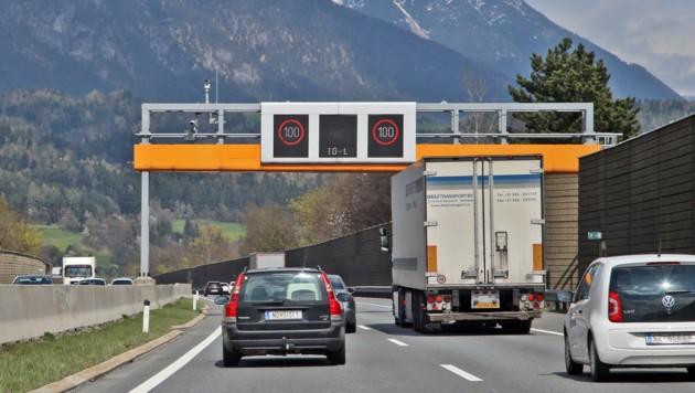 Tirol wird am 100er festhalten. Obwohl uns die EU empfohlen hat, mit einem 80er zu fahren.