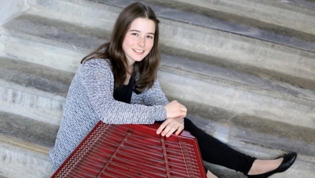 Musik ist für Magdalena Weber eine Seelensprache. (Bild: Evelyn Hronek)