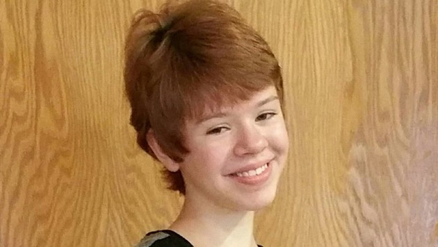 Abigail (14) überlebte. (Bild: Associated Press)