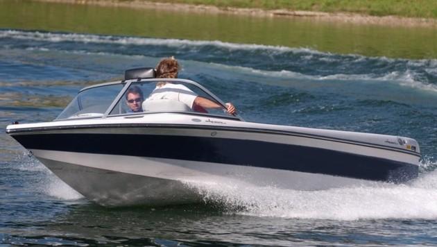 Motorboot-Lizenzen: Das Land will Transparenz und führt eine â01Efaireâ01C Warteliste ein. (Bild: Siegl Reinhold)