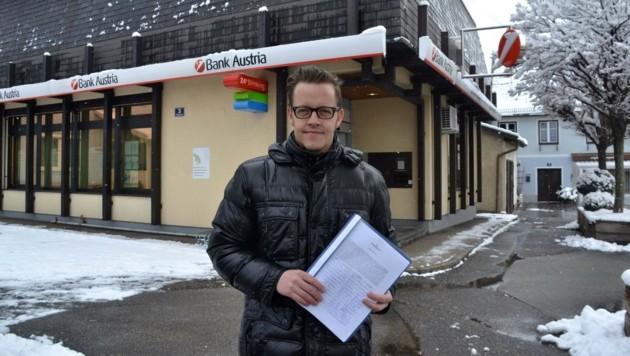 Bürgermeister Gernot Esser: â01EDie Ausdünnung des ländlichen Raums schreitet leider weiter voranâ01C