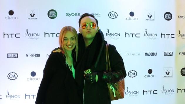 (Bild: HTC Fashion Check in)
