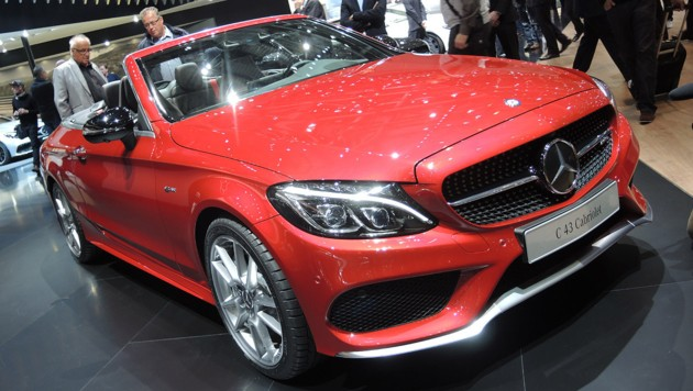 Mercedes-AMG C 43 Cabrio