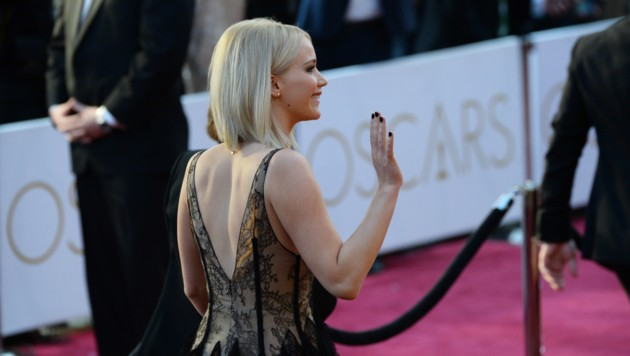 Jennifer Lawrence (Bild: Al Powers/Invision/AP)