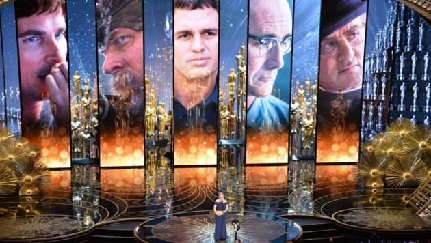 Wer gewinnt den Oscar als bester Nebendarsteller? (Bild: APA/AFP/MARK RALSTON)