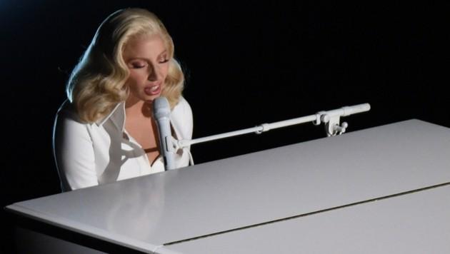 Lady Gaga (Bild: APA/AFP/MARK RALSTON)