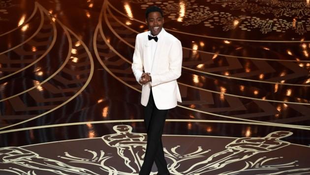 Oscar-Moderator Chris Rock (Bild: Chris Pizzello/Invision/AP)