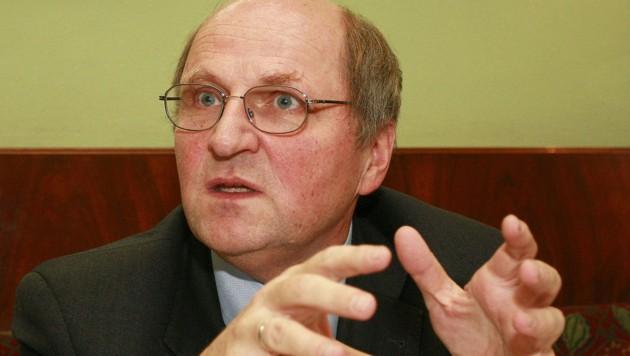 Wifo-Chef Christoph Badelt (Bild: APA/Helmut Fohringer)