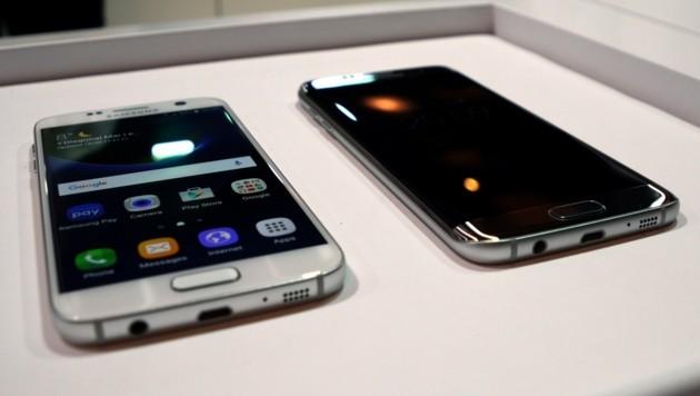 Kein USB-C: Samsung bleibt beim Galaxy S7 weiterhin microUSB treu.