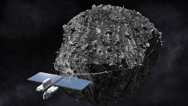 (Bild: Deep Space Industries)