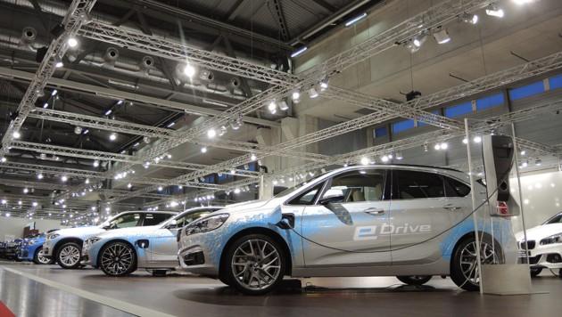 3x Plug-in-Hybrid bei BMW: 225xe, 330e, X5 xDrive40e