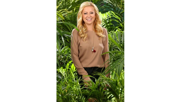 Jenny Elvers im Dschungelcamp