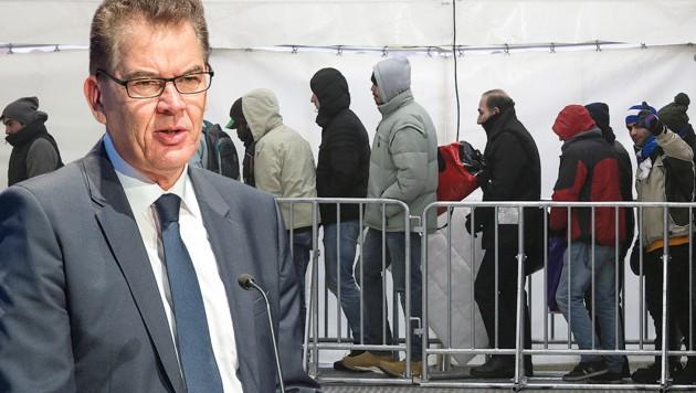 (Bild: AP, dpa/Bernd von Jutrczenka)