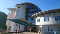 Bezirkskrankenhaus Reutte (Bild: Hubert Rauth)