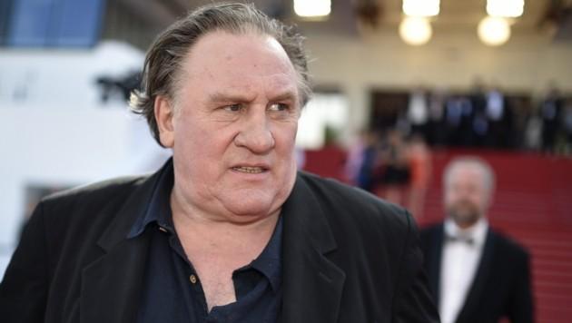 Gerard Depardieu (Bild: APA/EPA/FRANCK ROBICHON)