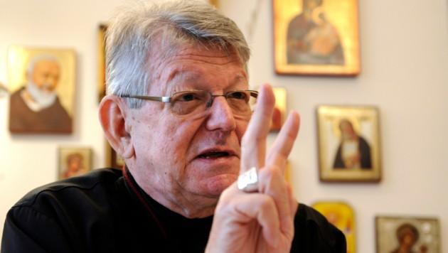 Der emeritierte Amazonas-Bischof Erwin Kräutler (Bild: APA/ROLAND SCHLAGER)