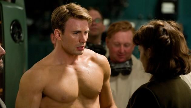 """Captain America"" Chris Evans (Bild: AP)"
