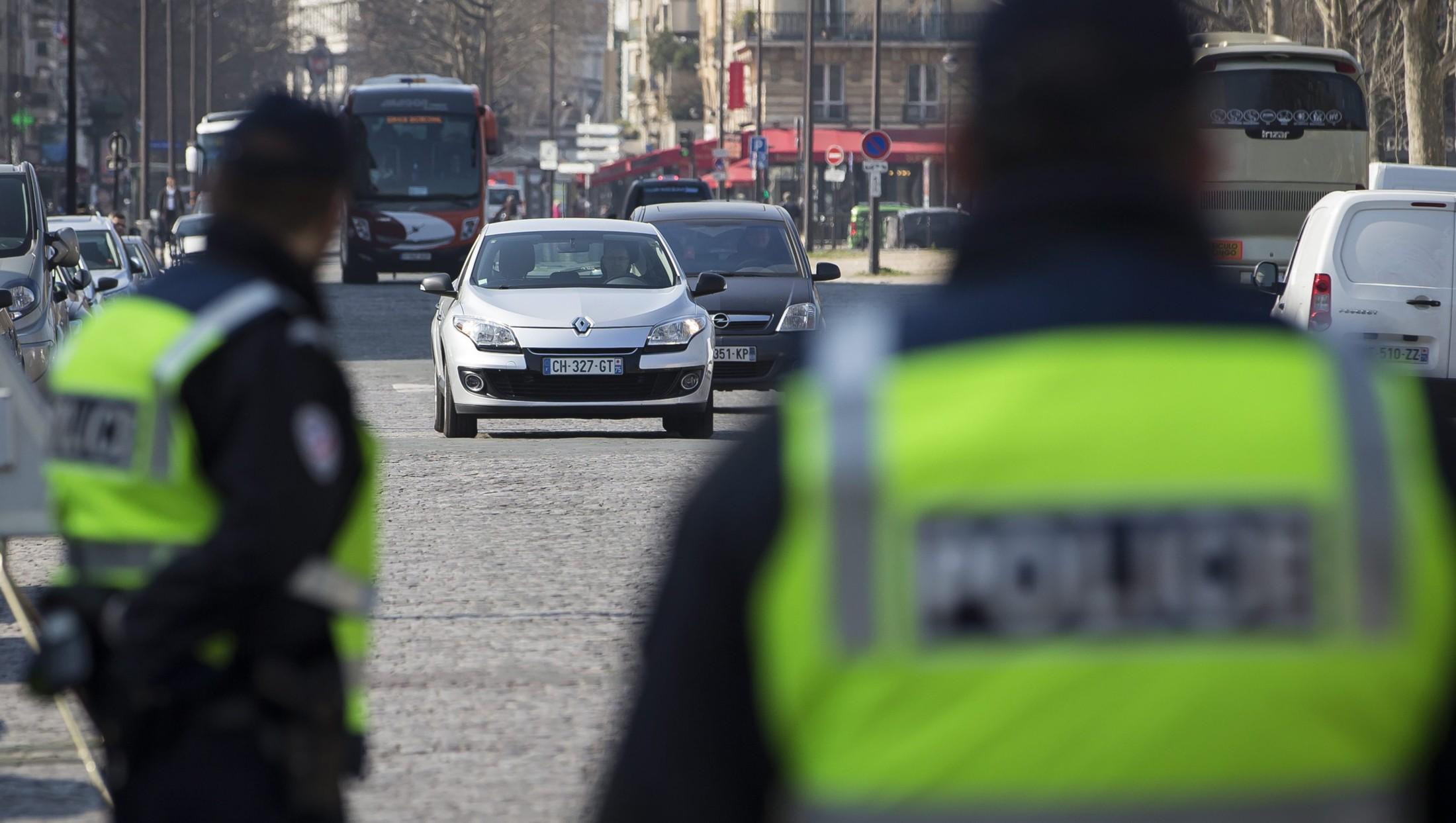 Erneut Anschlag in Frankreich vereitelt   krone.at