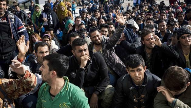 (Bild: APA/AFP/DIMITAR DILKOFF)