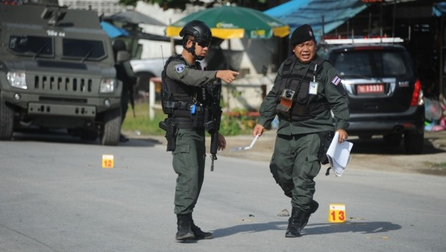 (Bild: APA/AFP/MADAREE TOHLALA)