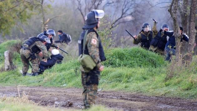 (Bild: APA/AFP/ROBERT ATANASOVSKI)