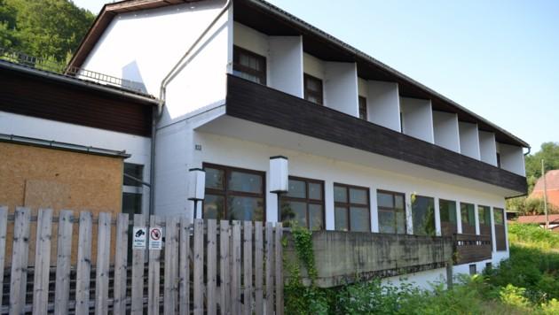 Das Asyl-Erstaufnahmezentrum in Ossiach ist jetzt bezugsfertig (Bild: Fritz Kimeswenger)