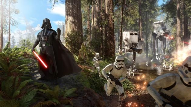 """""""Star Wars: Battlefront"""" (Bild: EA)"""