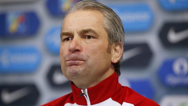 Bernd Storck (Bild: APA/EPA/VIDAR RUUD)
