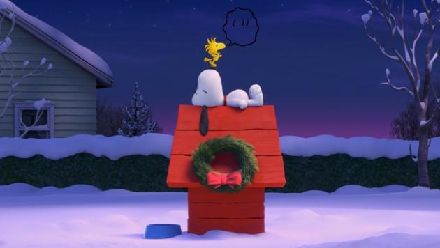 """Snoopy kriegt jetzt auch einen Stern am """"Walk of Fame"""". (Bild: AP)"""