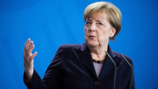 Angela Merkel (Bild: APA/EPA/GREGOR FISCHER)