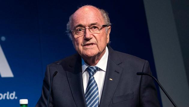 Joseph Blatter (Bild: APA/EPA/ENNIO LEANZA)