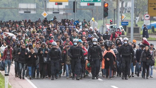 (Bild: AFP/VLADIMIR SIMICEK)