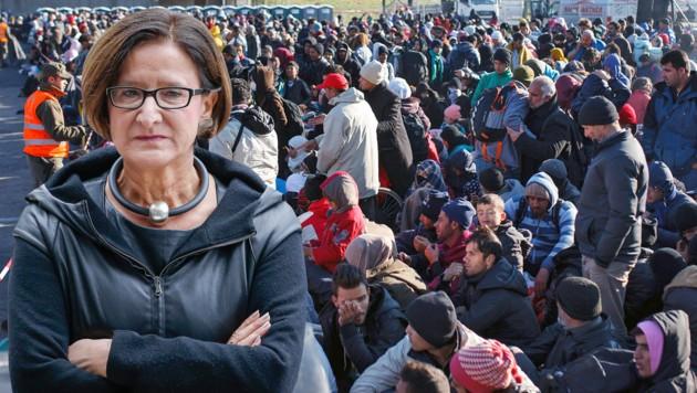 (Bild: APA/EPA/JULIEN WARNAND, APA/EPA/GYORGY VARGA HUNGARY OUT)