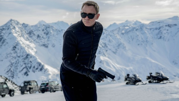 "Daniel Craig als James Bond in ""Spectre"" (Bild: Sony Pictures)"