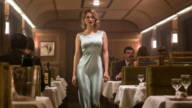 "Lea Seydoux spielt in ""Spectre"" Madeleine Swann. (Bild: Sony)"