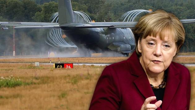 (Bild: AP, APA/EPA/Axel Heimken)