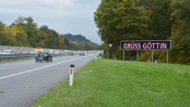 "Werden Reisende in Tirol bald mit ""Grüß Gott"" anstatt mit ""Grüß Göttin"" begrüßt? (Bild: Hubert Berger)"