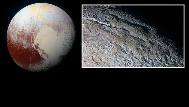 (Bild: NASA/JHUAPL/SwRI)
