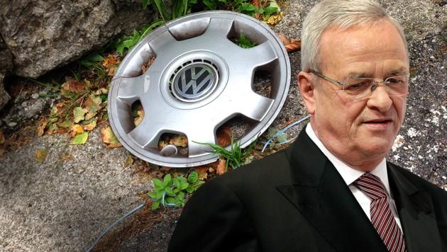Martin Winterkorn, ehemaliger Vorstandsvorsitzender der Volkswagen AG (Bild: AP, Stephan Schätzl)