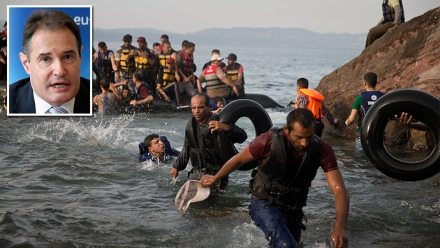 (Bild: APA/EPA/WOLFGANG KUMM, AP)