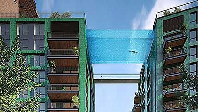 So soll das fertige Bauwerk aussehen. (Bild: ballymoregroup.org)