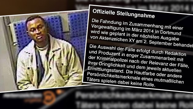 (Bild: Polizei Dortmund, Facebook.com)