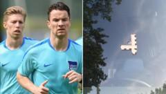 (Bild: APA/EPA/SOEREN STACHE, twitter.com/Hertha BSC)