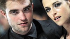 Robert Pattinson und Kristen Stewart (Bild: EPA/ANDY RAIN)