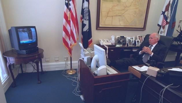 Dick Cheney (Bild: AFP)