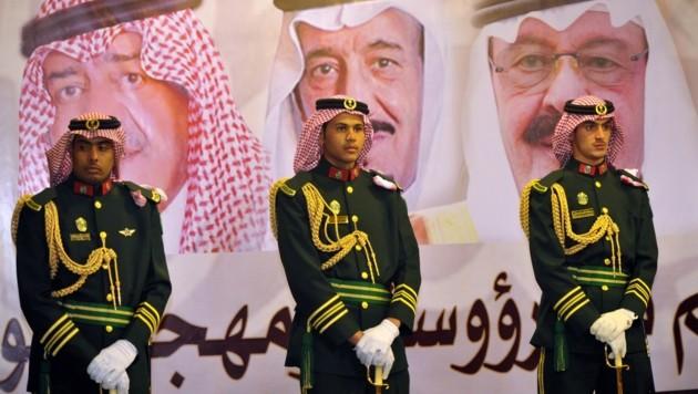 WikiLeaks veröffentlichte Zehntausende Dokumente aus dem saudischen Außenministerium. (Bild: AP)